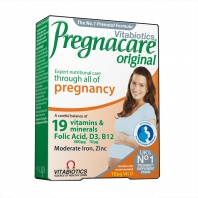 Pregnacare vitamins 30 tablets