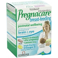 Pregnacare Breastfeeding 56+28 pcs