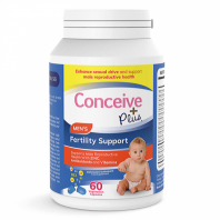 Conceive Plus Men's Fertility Support vitamiinid 60 kapslit