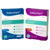 Babystart FertilCare + FertilMan vitamins for men and women