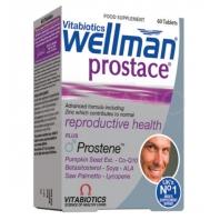 Wellman Prostace vitamiinid meestele 60 tbl
